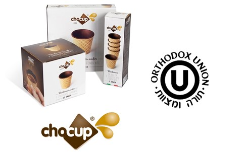 Chocup® gets Kosher certification